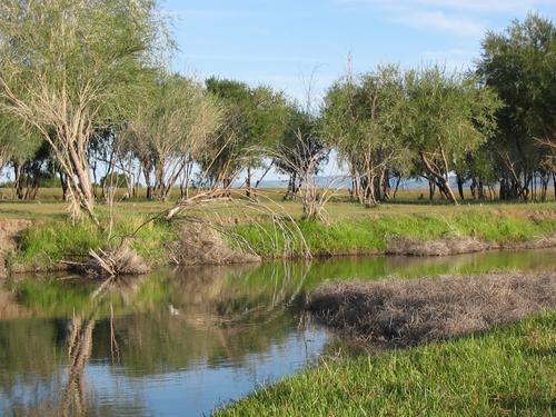 Mégszebb mongol folyó