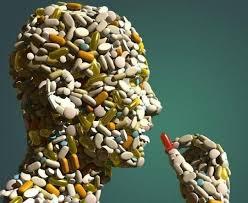 Gyógyszer ember