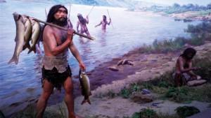 Halászó ember